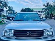 Bán Toyota Land Cruiser đời 2000, màu bạc, nhập khẩu0