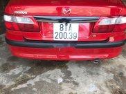 Bán ô tô Mazda 626 sản xuất năm 2002, màu đỏ, nhập khẩu1