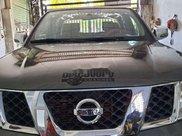 Xe Nissan Navara sản xuất năm 2012, màu xám, nhập khẩu nguyên chiếc còn mới5