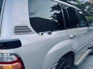 Bán Toyota Land Cruiser đời 2000, màu bạc, nhập khẩu2
