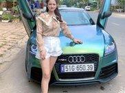 Bán ô tô Audi TT sản xuất 2009, nhập khẩu0