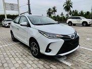 Bán Toyota Vios 1.5E số sàn 2021, đủ màu, trả trước khoảng 95tr, nhận xe liền tại Toyota Bến Tre2