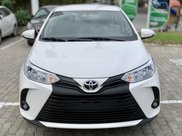 Bán Toyota Vios 1.5E số sàn 2021, đủ màu, trả trước khoảng 95tr, nhận xe liền tại Toyota Bến Tre1