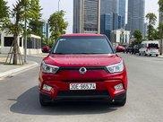 Cần bán Ssangyong TiVoLi sản xuất 2010, màu đỏ, nhập khẩu0
