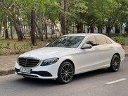 Chính chủ bán Mercedes C200 Exclusive năm 2020, màu trắng còn mới2