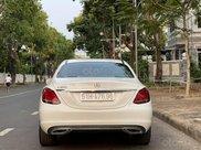 Chính chủ bán Mercedes C200 Exclusive năm 2020, màu trắng còn mới4