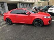 Chính chủ bán xe Kia Cerato 2.0 sản xuất năm 2009, màu đỏ, nhập khẩu còn mới, 345tr1