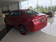 Cần bán xe Toyota Vios 2021, màu đỏ3