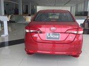 Cần bán xe Toyota Vios 2021, màu đỏ2
