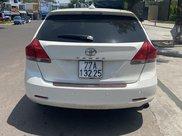 Chính chủ bán ô tô Toyota Venza đời 2010, màu trắng, nhập khẩu1