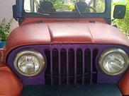Jeep Dòng khác trước năm 1980, số sàn1