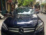 [ Chính chủ ] cần bán Mercedes C class năm sản xuất 2017, màu xanh lam còn mới0