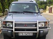 Bán Mitsubishi Pajero năm sản xuất 2001, màu xám còn mới, giá chỉ 130 triệu0