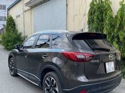 Bán Mazda CX 5 đời 2017, màu nâu0