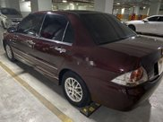 Cần bán lại xe Mitsubishi Lancer đời 2004, màu đỏ, xe nhập xe gia đình, giá 169tr1
