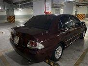 Cần bán lại xe Mitsubishi Lancer đời 2004, màu đỏ, xe nhập xe gia đình, giá 169tr4