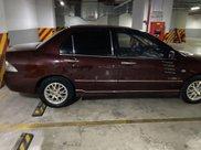 Cần bán lại xe Mitsubishi Lancer đời 2004, màu đỏ, xe nhập xe gia đình, giá 169tr7