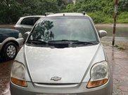 Cần bán Chevrolet Spark Van đời 2012, màu bạc1