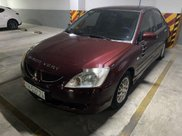 Cần bán lại xe Mitsubishi Lancer đời 2004, màu đỏ, xe nhập xe gia đình, giá 169tr0