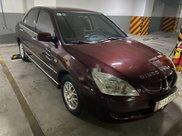 Cần bán lại xe Mitsubishi Lancer đời 2004, màu đỏ, xe nhập xe gia đình, giá 169tr5