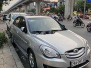 Bán Hyundai Verna đời 2010, màu bạc xe gia đình2
