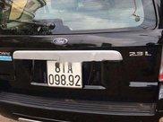 Cần bán gấp Ford Escape năm sản xuất 2004, màu đen, nhập khẩu nguyên chiếc số tự động1