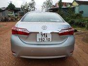 Bán Toyota Corolla Altis năm sản xuất 2016 còn mới, 495tr1