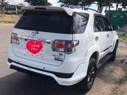 Bán Toyota Fortuner TRD năm sản xuất 2014 chính chủ, giá chỉ 635 triệu4