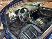 Cần bán Audi A3 sản xuất 2013, màu xanh lam, nhập khẩu nguyên chiếc số tự động, giá 595tr5