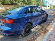 Cần bán Audi A3 sản xuất 2013, màu xanh lam, nhập khẩu nguyên chiếc số tự động, giá 595tr3