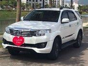 Bán Toyota Fortuner TRD năm sản xuất 2014 chính chủ, giá chỉ 635 triệu1
