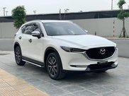 Cần bán xe Mazda CX 5 2017, màu trắng, giá tốt2