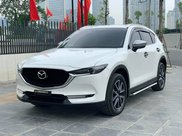 Cần bán xe Mazda CX 5 2017, màu trắng, giá tốt0