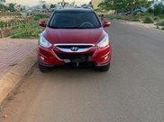 Cần bán xe Hyundai Tucson sản xuất năm 2010, màu đỏ, xe nhập0