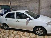 Bán Toyota Vios đời 2005, màu trắng9