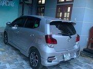 Bán Toyota Wigo đời 2018, màu bạc, nhập khẩu nguyên chiếc số tự động, giá 345tr1