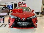 Toyota Vios 2021 478tr, khuyến mãi góp 85%, full quà giao ngay0