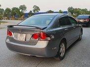 Xe Honda Civic đời 2009, màu xám xe gia đình, giá cả hợp lý0