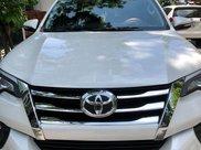 Cần bán gấp Toyota Fortuner sản xuất 2017, nhập khẩu nguyên chiếc còn mới5