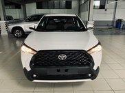 Bán ô tô Toyota Corolla Cross năm sản xuất 2021, màu trắng, xe nhập0