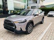 Bán ô tô Toyota Corolla Cross năm sản xuất 2021, màu trắng, xe nhập1