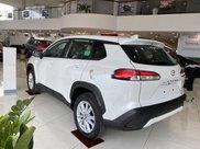 Bán ô tô Toyota Corolla Cross năm sản xuất 2021, màu trắng, xe nhập2