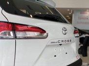 Bán ô tô Toyota Corolla Cross năm sản xuất 2021, màu trắng, xe nhập3