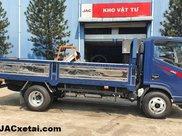 Xe tải JAC 1.9 tấn - thùng dài 4.3 mét - Động cơ Isuzu - Bảo hành 5 năm - Trả trước 90 Triệu lấy xe2