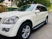 Bán Mercedes GL Class năm 2008, nhập khẩu nguyên chiếc còn mới, 780 triệu2