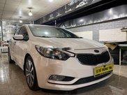 Bán Kia K3 2.0AT sản xuất năm 2014, màu trắng còn mới1