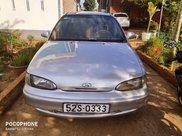 Xe Hyundai Accent sản xuất 1995, màu bạc, nhập khẩu 1