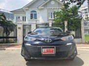 Cần bán xe Toyota Vios 1.5G đời 2020, màu đen còn mới, giá 575tr0