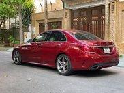 Cần bán xe Mercedes C300 AMG sản xuất năm 2016, hỗ trợ bank 70%2
