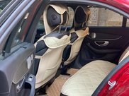 Cần bán xe Mercedes C300 AMG sản xuất năm 2016, hỗ trợ bank 70%8